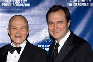 NYPD Boss Won't Take Questions on Probe of Son
