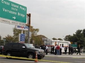 Nassau County Police Officer Shot, Killed