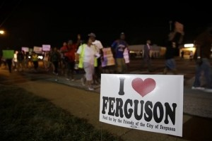National Guard Withdraws from Ferguson; Protests and Tensions Subside