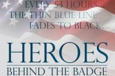 National Law Enforcement Officers Memorial Fund and Modern City Entertainment to Create Heroes Behind the Badge Documentary Image 1  Image 2  Image 3  Image 4