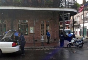 New Orleans Police Search for Suspects in French Quarter Shootings