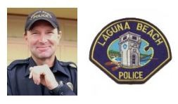 ODMP: California Officer Killed in Motorcycle Crash