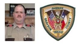ODMP: Texas Deputy Killed in Collision