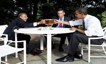 Obama, Gates, Crowley Discuss Future
