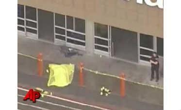 Officer Kills Gunman Outside East Texas Walmart