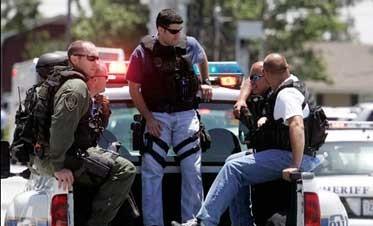 Officials: La. student shoots self, misses teacher