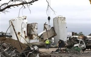 Officials Launch Criminal Investigation into Texas Blast
