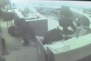 Officials Release Video of Detroit Precinct Shooting