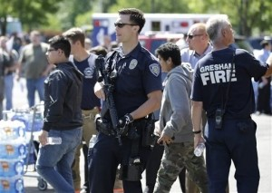 Oregon School Shooter Carried Rifle in Guitar Case