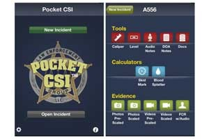 POLICE CSI: A New Suite Of Applications Available For All Smart Phones
