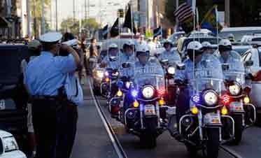 Phila. Officer's Killer 'Just Evil,' Commander Says