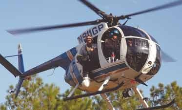 Police Aviators: Part Myth, Part Legend