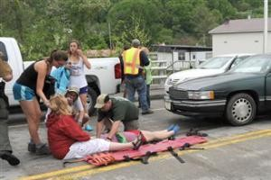Police Chief: No Charges Likely in Virginia Parade Crash