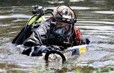 Police Divers & Underwater Investigations