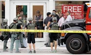 Police: Man Killed Woman, Self in Missouri Mall