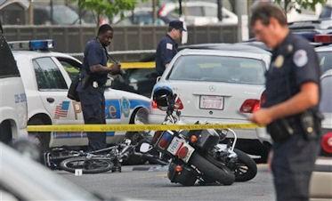 Police shoot and kill armed man near Capitol