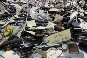 Record-Breaking Gun Buyback in New Jersey