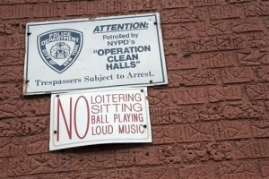 Residents Criticize NYPD's Private Dwelling Patrol Program