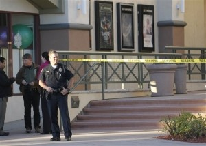 San Diego Police Stop Armed Gunman Inside Movie Theater