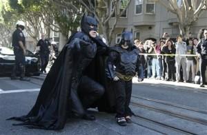 San Francisco Calls 'Bat Kid' to Fight Crime