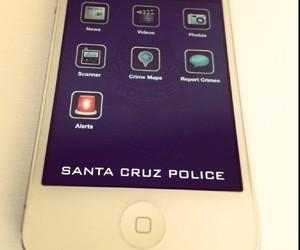 Santa Cruz (Calif.) PD's Award-Winning Mobile App