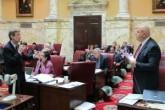 "Senators Clash over Need to Ban ""Assault Weapons"" Image 1  Image 2  Image 3  Image 4"