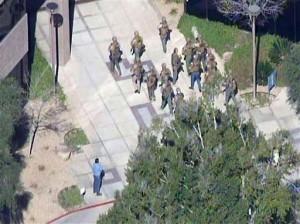 Shooting Inside Phoenix Office Building