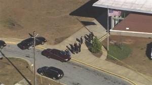 Shooting at Atlanta Middle School