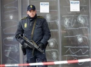 Shootings Strike Fear of Terror Attacks in Denmark