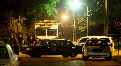 Shreveport Officer Killed