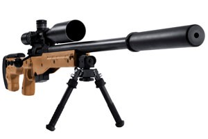 Silencerco/SWR Introduces The 7.62 Specwar At The 2013 Shot Show