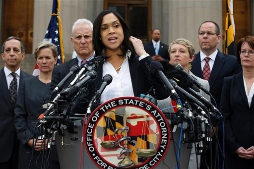 Baltimore Prosecutor Case Has Fallen Apart