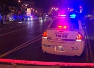 Six Shot in Washington, D.C. During Halloween