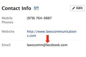 Social Media Quick Tip: Fix Facebook's E-mail Shenanigan