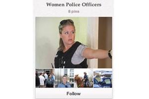 Social Media Quick Tip: Pinterest & Police