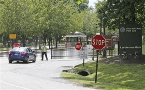 Soldier Shoots Herself at Virginia Base During Barricade Situation