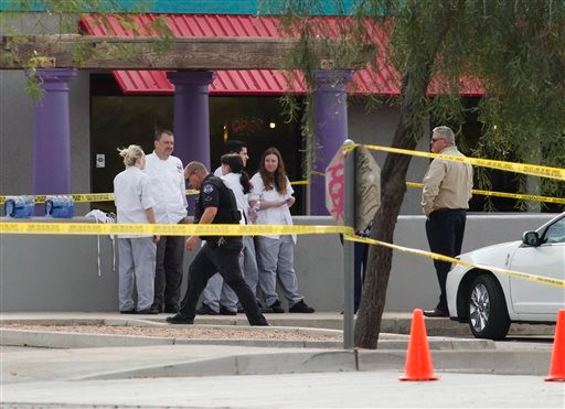 Suspect arrested in Phoenix-area shooting that killed 1
