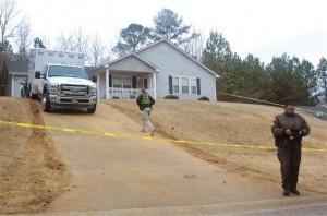 Suspect in Georgia Homicides Arrested