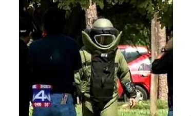 Texas Chase Suspect Had Bombs