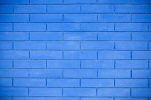 The Thick Blue Wall