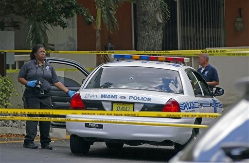 Three Injured in Shootout with Miami Police