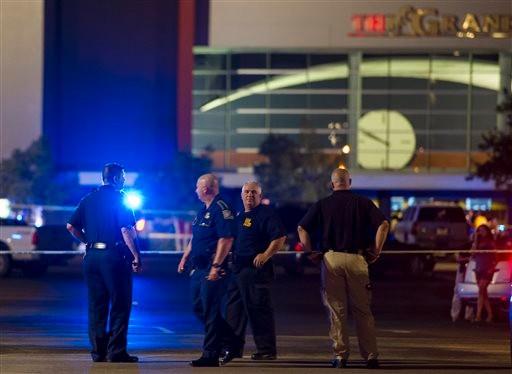 Three Killed in Louisiana Theater Shooting