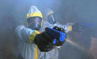 Toxic Agent Offers Real-World Response Skills Training