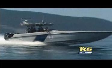 U.S. Border Patrol Tests New Boat