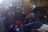 Video: Bikers Assault Driver on NYC Highway Image 1
