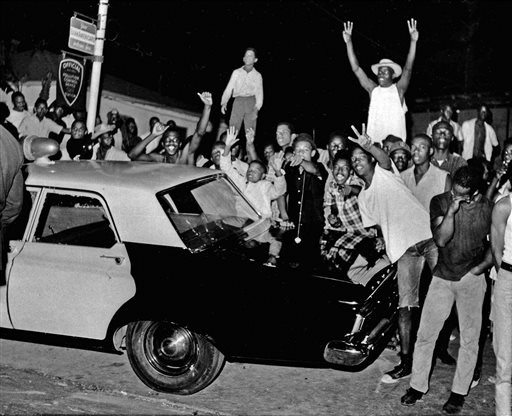 Watts Riots Anniversary: Images and Videos