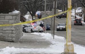 Wisconsin Officer Found Shot