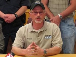 Witnesses: Slain Arkansas Officer Saved Sergeant