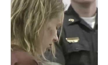 Woman In Court in NJ Trooper's Death
