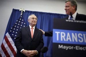 'Stop and Frisk' is First Challenge for New NYPD Commissioner